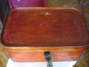 Старинная коробка для вещей